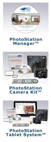 4D Imaging Systems PhotoStation Products