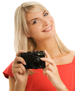 Lady-With-Camera